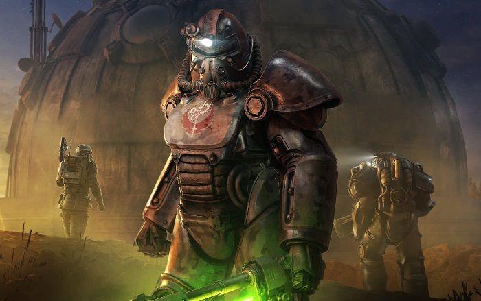 Mostrata la Brotherhood of Steel di Fallout 76 nel nuovo trailer Steel Down