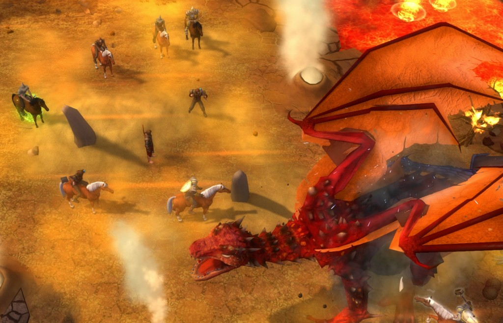 L' ultima Patch sperimentale di Legends of Aria introduce nuovi Colossal mini-boss