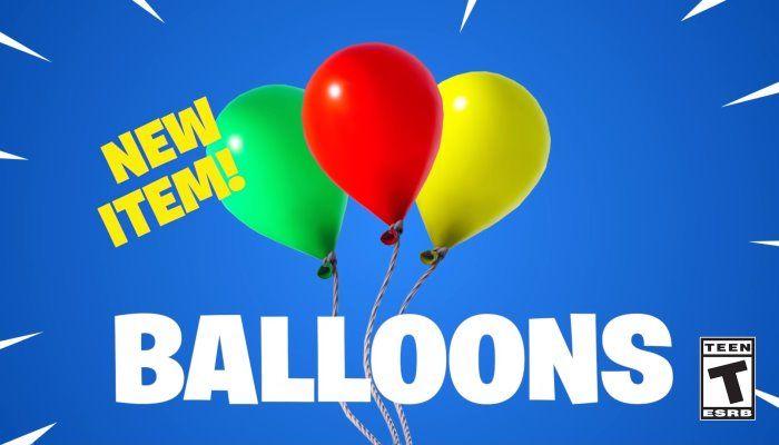 Si Sale! Gonfiateli e volate via con questi nuovi Palloni!
