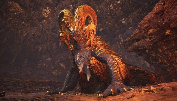 Nuovo Drago Kulve Taroth & Caverne di El Dorado in Arrivo il 19 Aprile