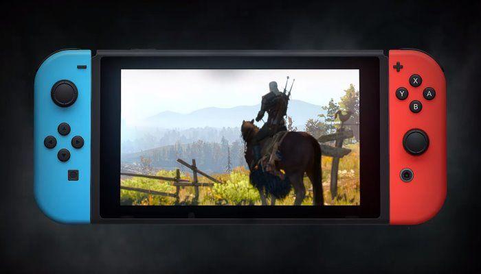 La Complete Edition di The Witcher 3 arrivera' su Nintendo Switch