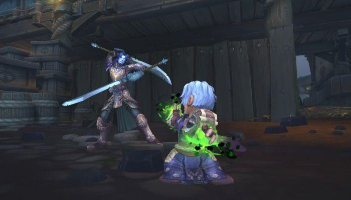 Blizzard da' un assaggio del Circolo dei Duellanti