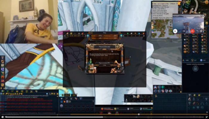 La Jagex ha bannato uno streamer da Runescape per aver istigato una donna al suicidio