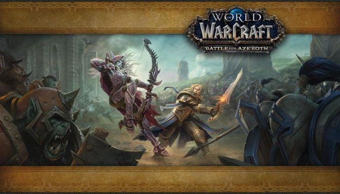 L'Alpha di Battle for Azeroth Approda Sui Server Blizzard