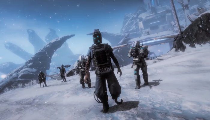 Warframe: Fortuna arriva su Nintendo Switch