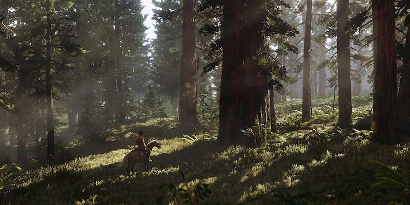 Un dataminer di GTA 5 crede che il port su PS5 usera' il motore grafico di Red Dead Redemption 2