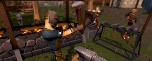 RuneScape apporta tantissime modifiche al mining e smithing