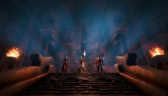 Disponibile il Warmaker's Sanctuary Dungeon sul Testlive di Conan Exiles