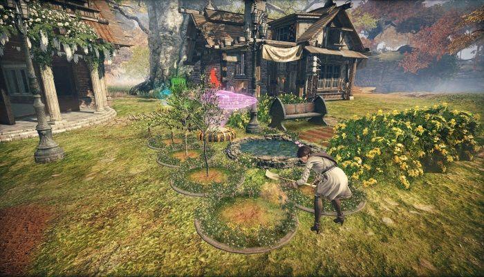 In Ascent: Infinite Realm la vostra casa sara' anche la vostra fonte di risorse