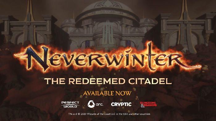 Neverwinter Online adesso e' disponibile sull' Epic Store