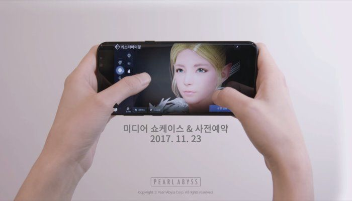 VIDEO - Versione Mobile Del Character Creation