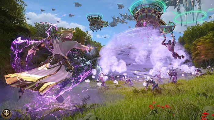 Skyforge e' disponibile su GeForce Now a partire da oggi