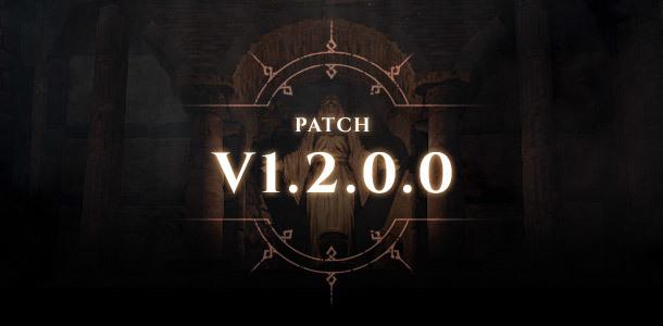 Patch v1.2.0.0 - Aggiunta nuova Arena 3v3 & bilanciamenti alle classi
