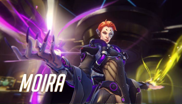 VIDEO - Moira Il Nuovo Support Healer