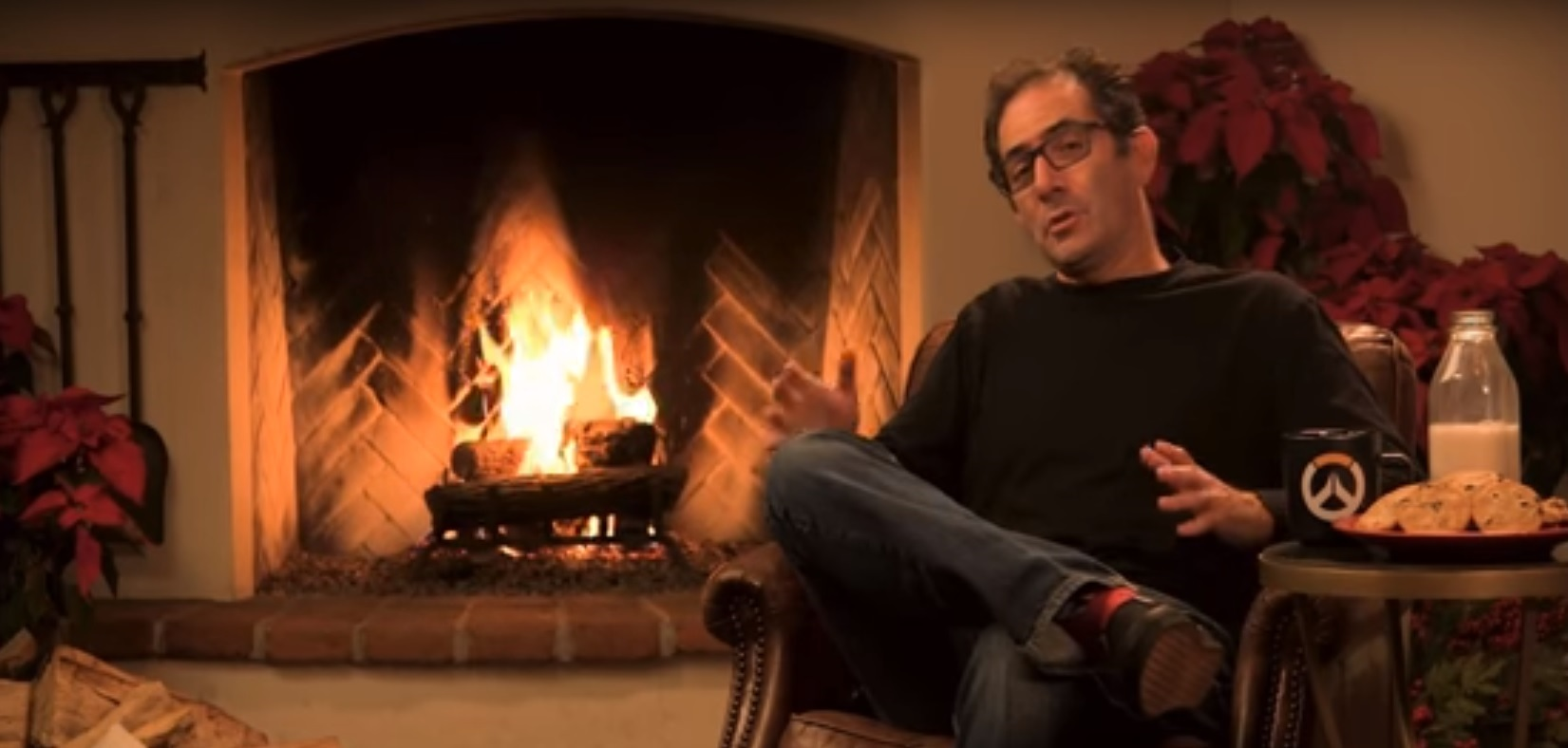 Jeff Kaplan Introduce il Nuovo Eroe di Overwatch Nello Stream di Natale (PS: Sta Trollando)