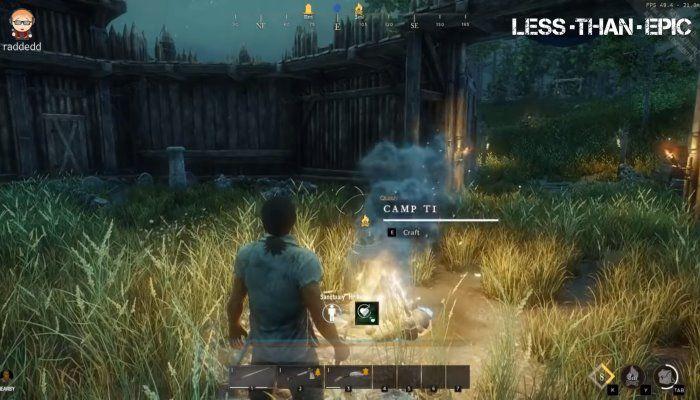 Leak di un video di oltre 2 ore del gameplay di New World