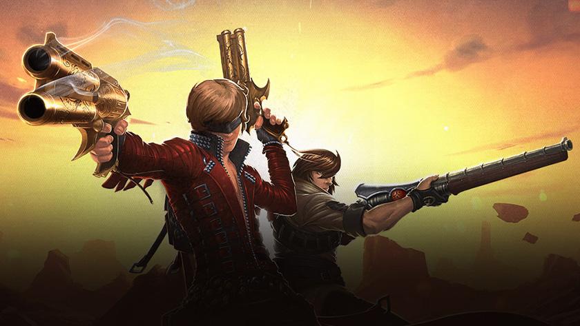 In Arrivo Il Gunslinger