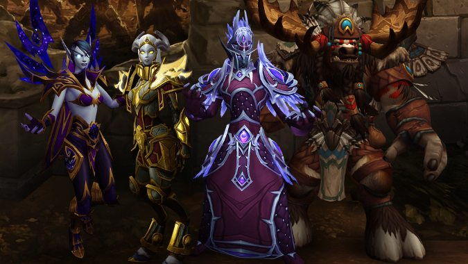 Arriveranno le Armi Heritage in Battle for Azeroth?