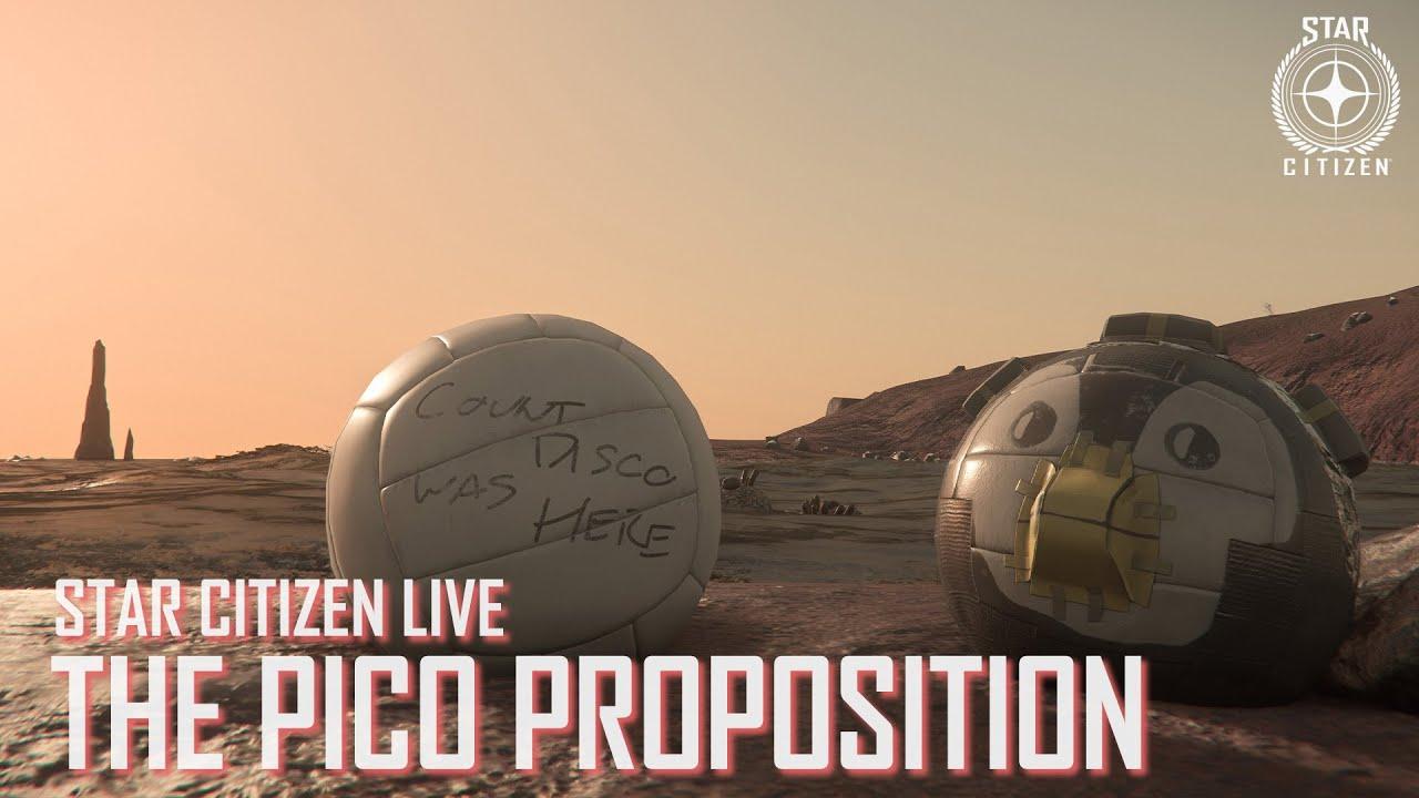 Star Citizen mostra il processo di creazione delle Picoball con un nuovo video