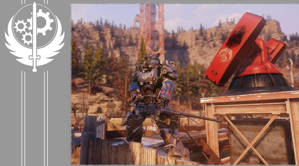 Fallout 76 portera' a breve la Brotherhood of Steel in Appalachia