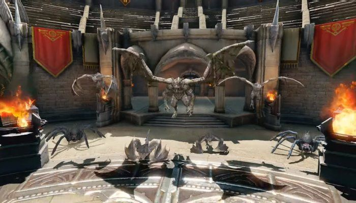 Intese battaglie PvE vi attendono nel Colosseum di Astellia Online