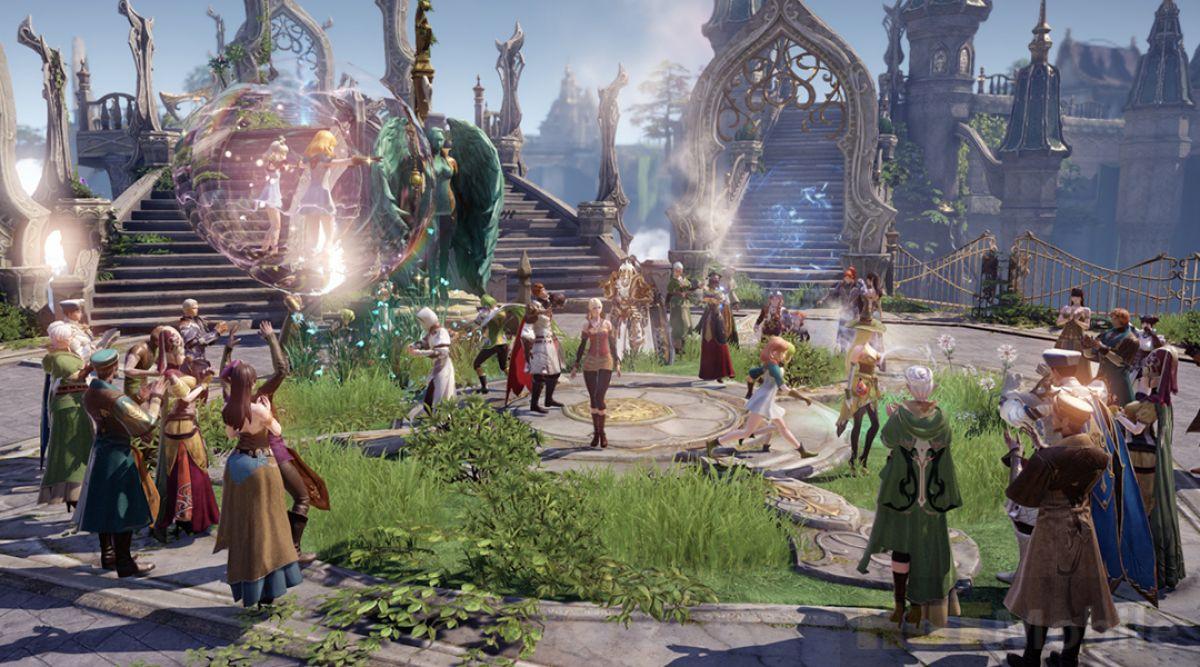 Lost Ark KR mostra nuove classi, un nuovo continente e i nuovi raids del 2021