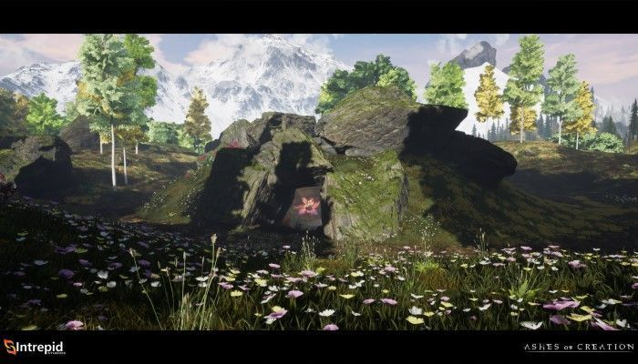 Nuovo Trailer per Ashes of Creation mostra le immagini del gioco