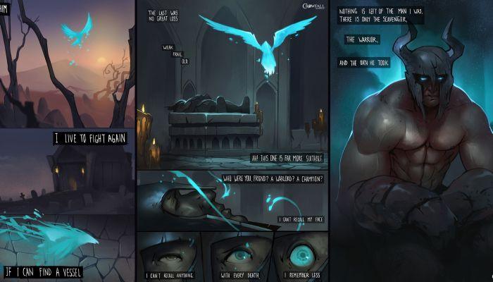 Maggiori dettagli svelati sui Crows e sull' Art of Necromancy