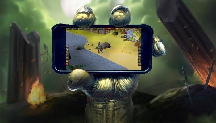 Questo MMO vecchia scuola approda in Beta su Android