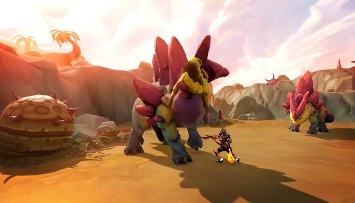 Parte la caccia ai Dinosauri con la release di Land Out of Time di RuneScape
