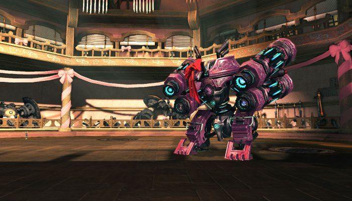 Automaton Assault Event Dungeon Sara' Disponibile Dall' 11 Aprile al 2 Maggio