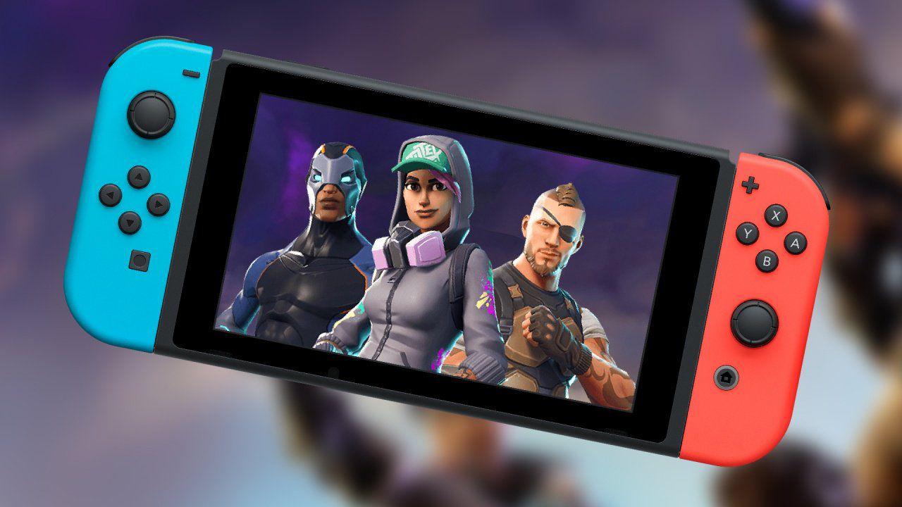 Non e' richiesto un abbonamento a Nintendo Switch Online per giocare a Fortnite