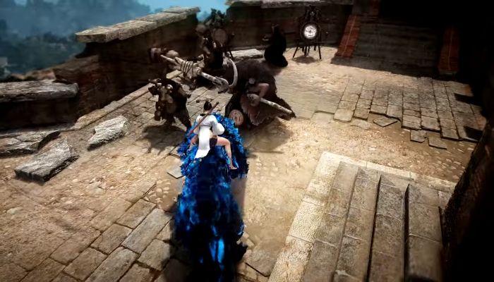 Il Tamer arriva nella versione per XBox One di Black Desert Online