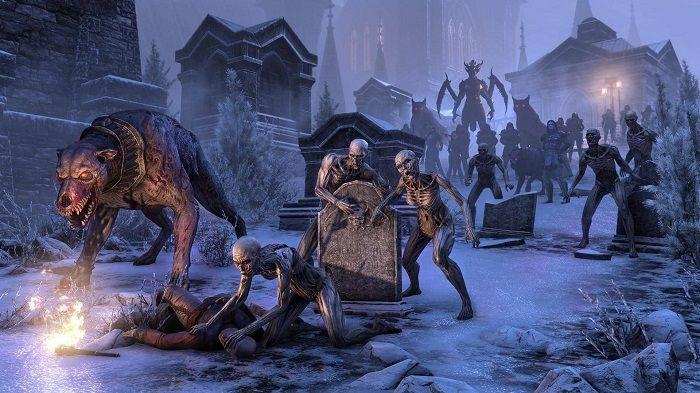 Elder Scrolls Online - Spiegate le minaccie che vi attenderanno in Castle Thorn