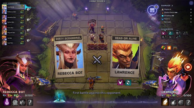 La Big Update di Dota Underlords aggiunge dei nuovi eroi e la modalita' Duo