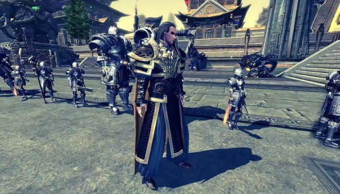 Empyrean Shadown arrivera' in Blade and Soul il 19 Giugno