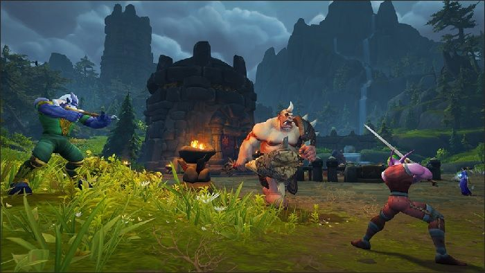 World of Warcraft Shadowlands ottiene altri aggiornamenti pre-release