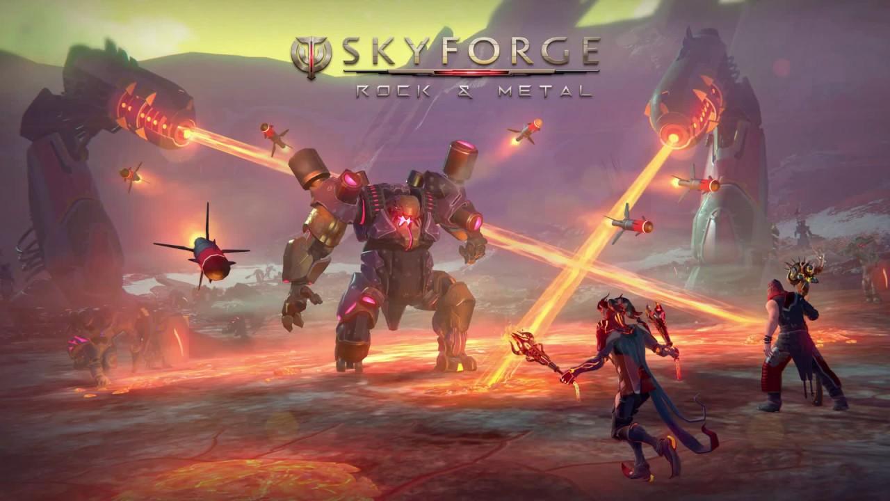 Arriva l'espansione di Skyforge Rock and Metal con un nuovo dungeon e la Elder God Form