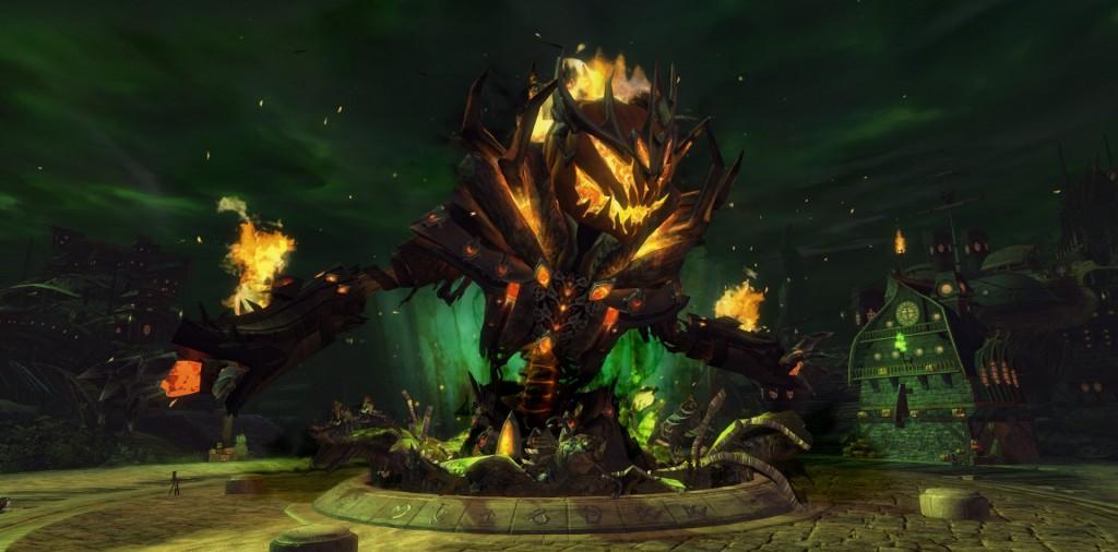 Iniziato Shadow of The Mad King - Finirà il 7 Novembre