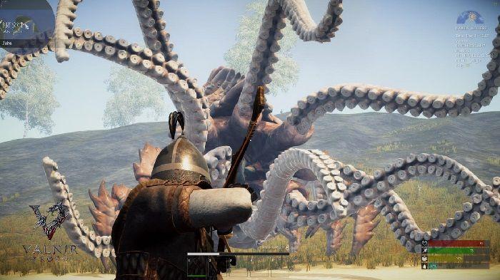 Arriva il Kraken con l'ultimo aggiornamento di Valnir Rok