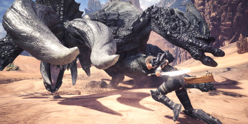 Monster Hunter World avra' un evento in onore di Milla Jovovic per qualche motivo