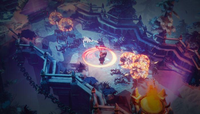 Primo aggiornamento di Pagan Online che stravolgera' il gioco