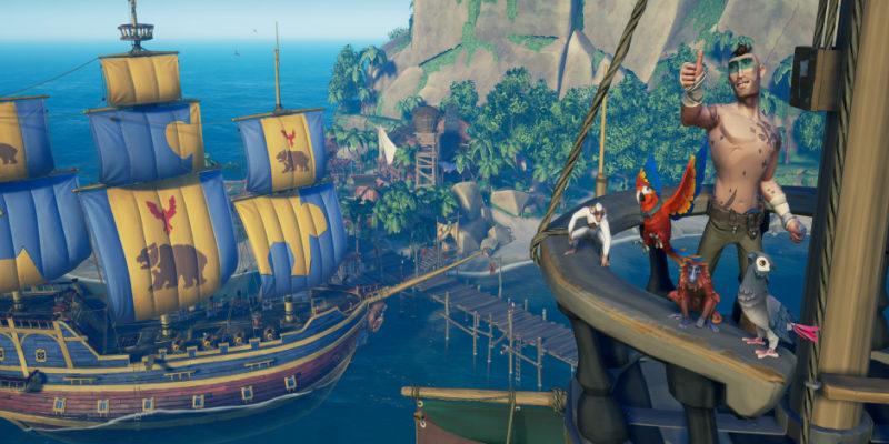 Sea of Thieves, arriva il nuovo aggiornamento e con esso molti miglioramenti