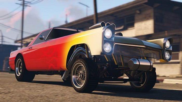 Adesso potete guidare la Vapiod Peyote Gasser in GTA Online
