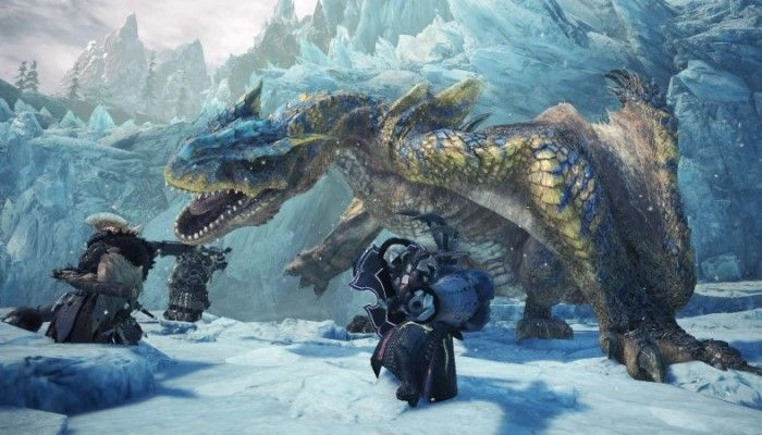 Svelata la data di uscita della Beta per PS4 di Monster Hunter: World Iceborn