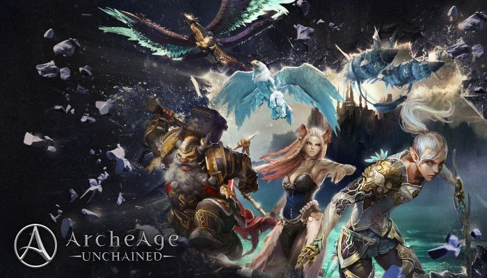 La Compensation Crate dell' ArchePass è adesso disponibile su ArcheAge Unchained