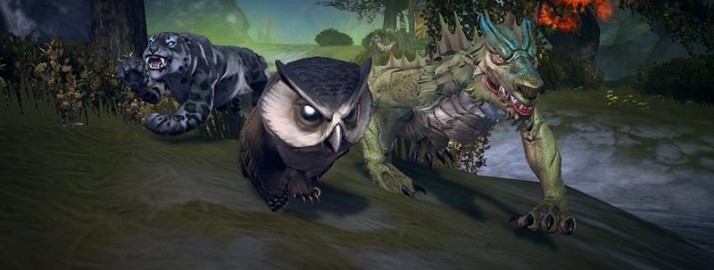 Cambiamenti al Companion System di Neverwinter con l'arrivo di Undermountain