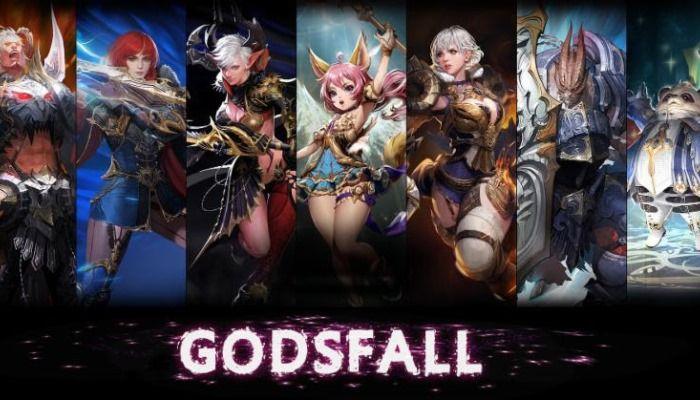 Godsfall Update - In Arrivo il 17 Aprile Insieme a Nuove Apex Skills