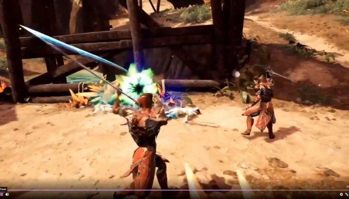 Mostrato il Combattimento Action nell' ultimo Live Stream