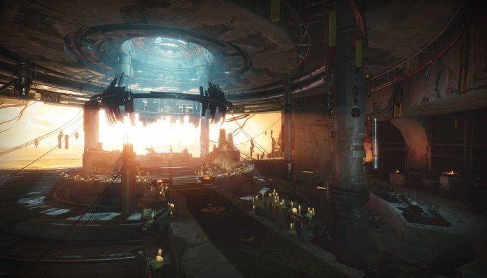 Lighthouse in Curse of Osiris Accessibile a Tutti